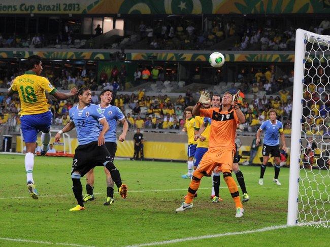 Il gol di Paulinho
