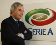 Maurizio Beretta, presidente della Lega Calcio Serie A