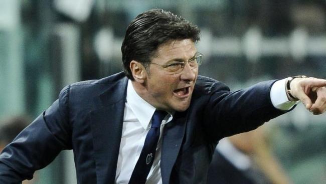 Walter Mazzarri, 51 anni, nuovo tecnico dell'Inter
