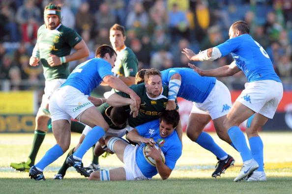 L'amichevole tra Italia e Sudafrica del 2010