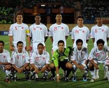 La Nazionale di Tahiti