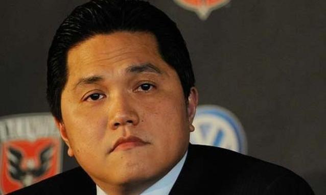 Erick Thohir, 43, il magnate che vuole comprare l'Inter