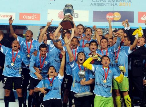 Lugano alza la Copa America 2011