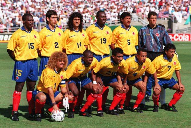 USA V COLOMBIA