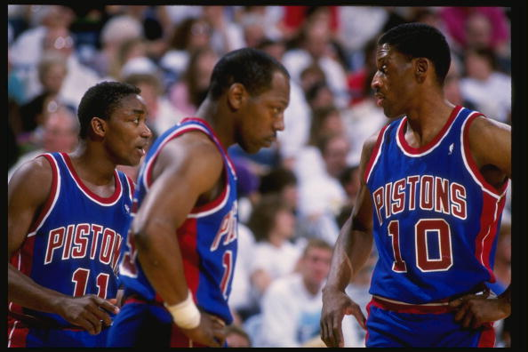 Thomas, Rodman e Johnson