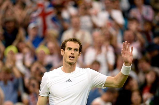 Andy Murray, oro olimpico di Londra 2012