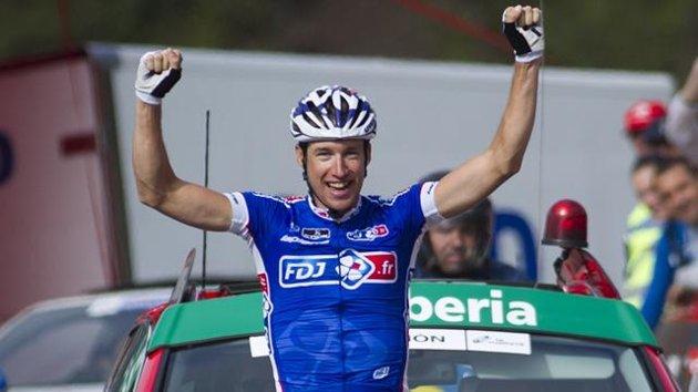 Vuelta di Spagna, Alexandre Geniez, 2013