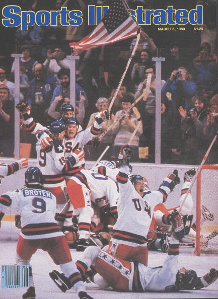 USA Hockey, 1980 Winter Olympics