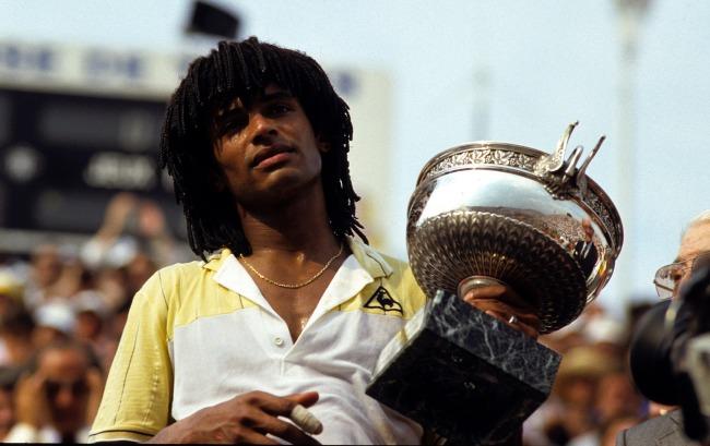 TENNIS : Roland Garros 1983 - Finale - 05/06/1983