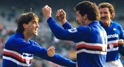 Vialli - Mancini, i gemelli del goal