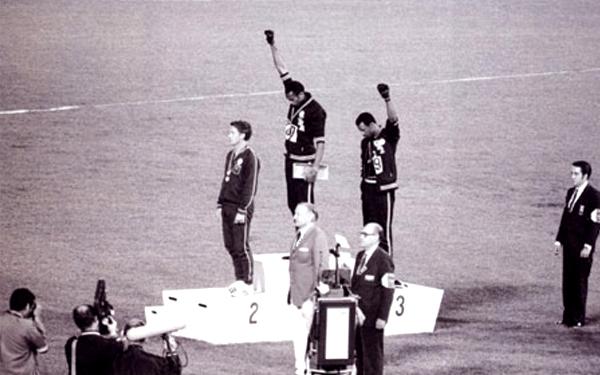 Tommie Smith e John Carlos, Olimpiadi di Città del Messico 1968