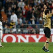 Del Piero riceve la standing ovation del Bernabeu