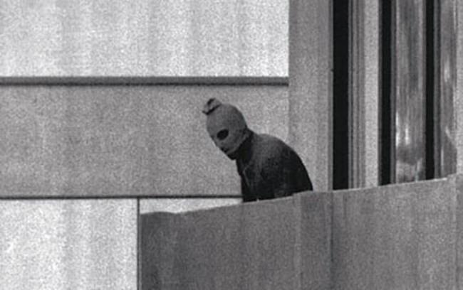 Un attentatore di Monaco 1972