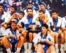 La Jugoslavia campione del mondo nel 1990